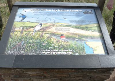 Interpretive Sign - South Milton