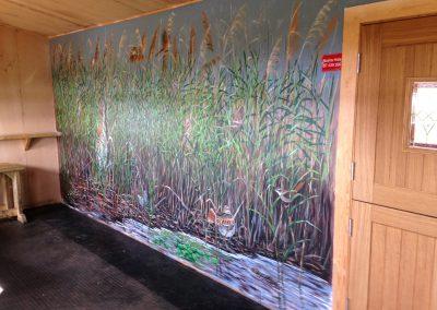 Noah's Hide Mural